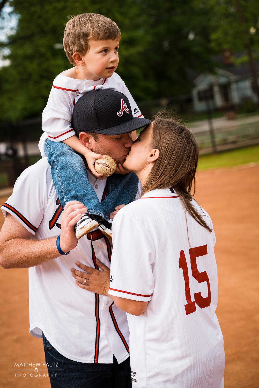 Greenville South Carolina Engagement Photography