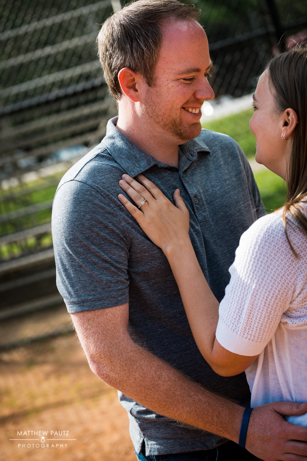 Clevaland Park Engagement Photography