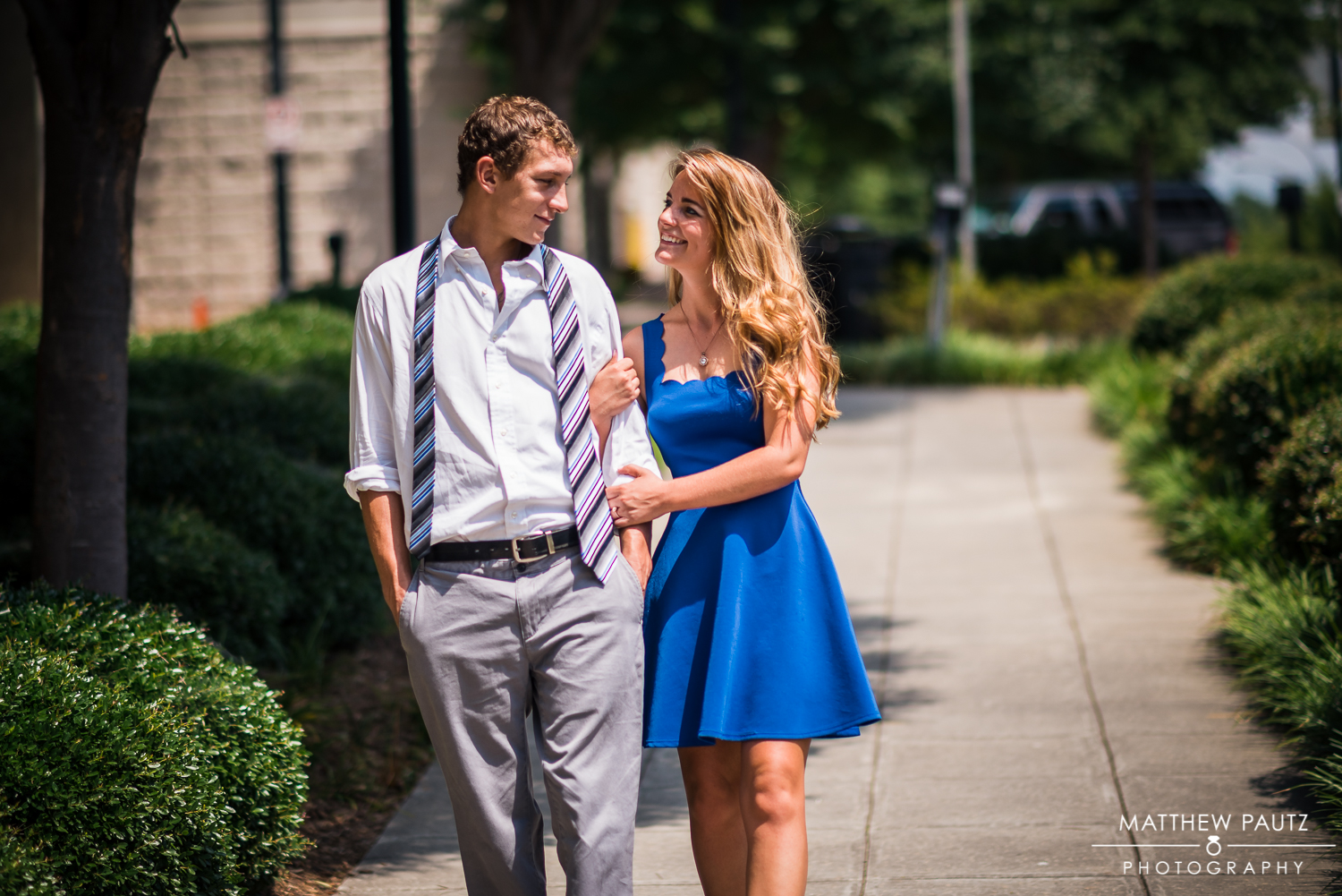 Greenville Engagement Session