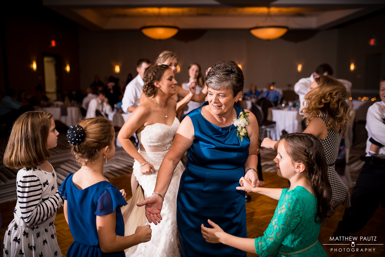 Crown Plaza Greenville Wedding Photos