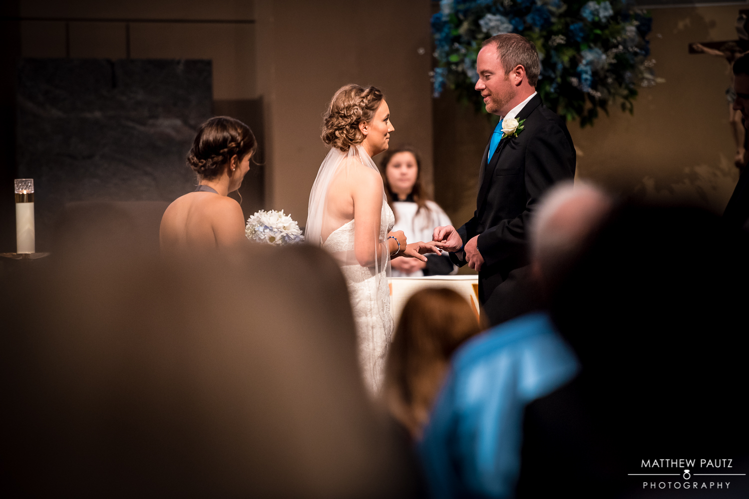 Saint Mary Magdalene Church Wedding Photos