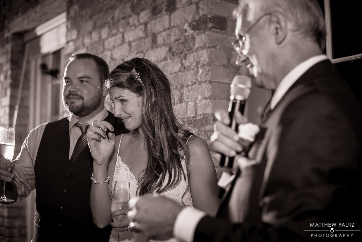 Larkin's Cabaret Room Wedding Photos