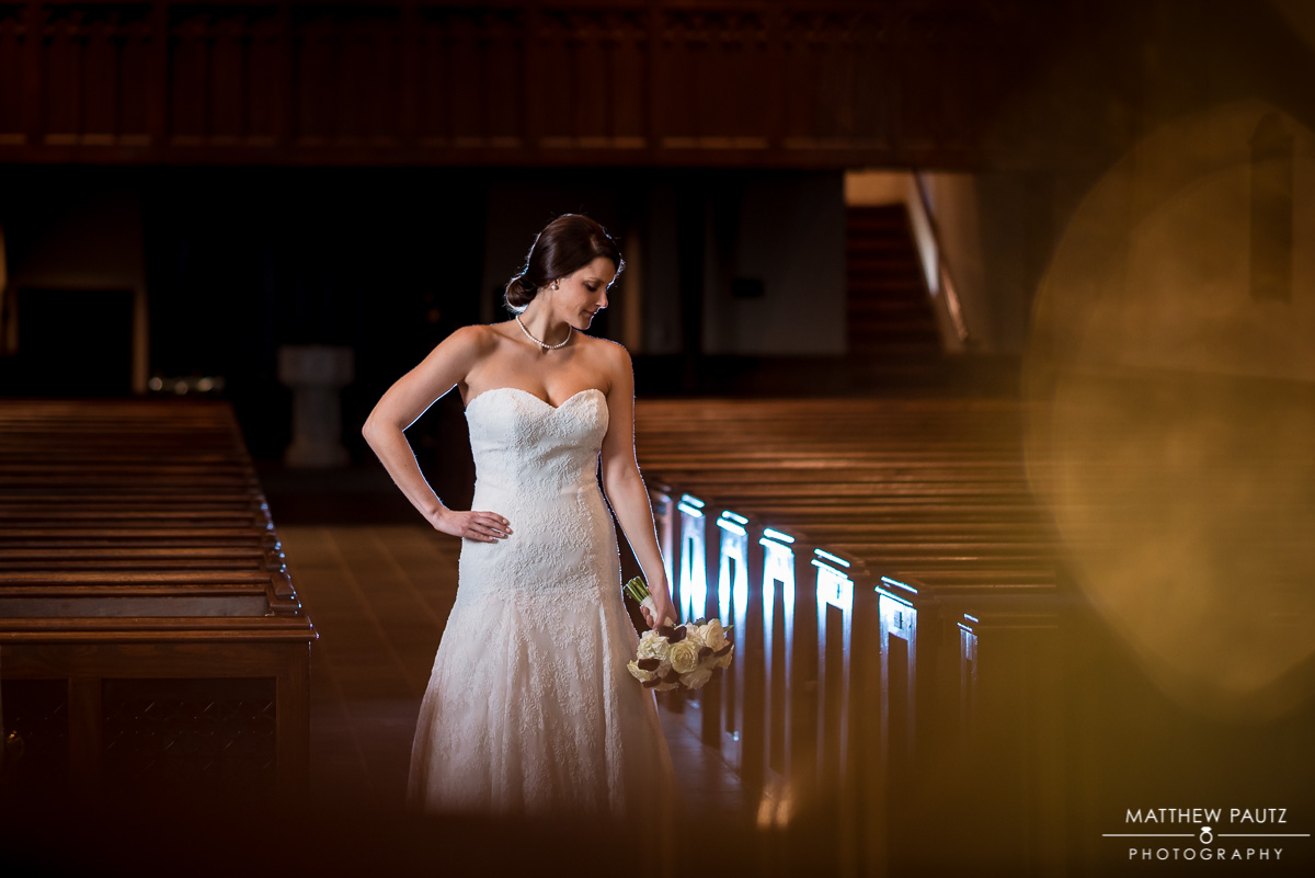 Christ Church Bridal Photos | Greenville Wedding Photographers