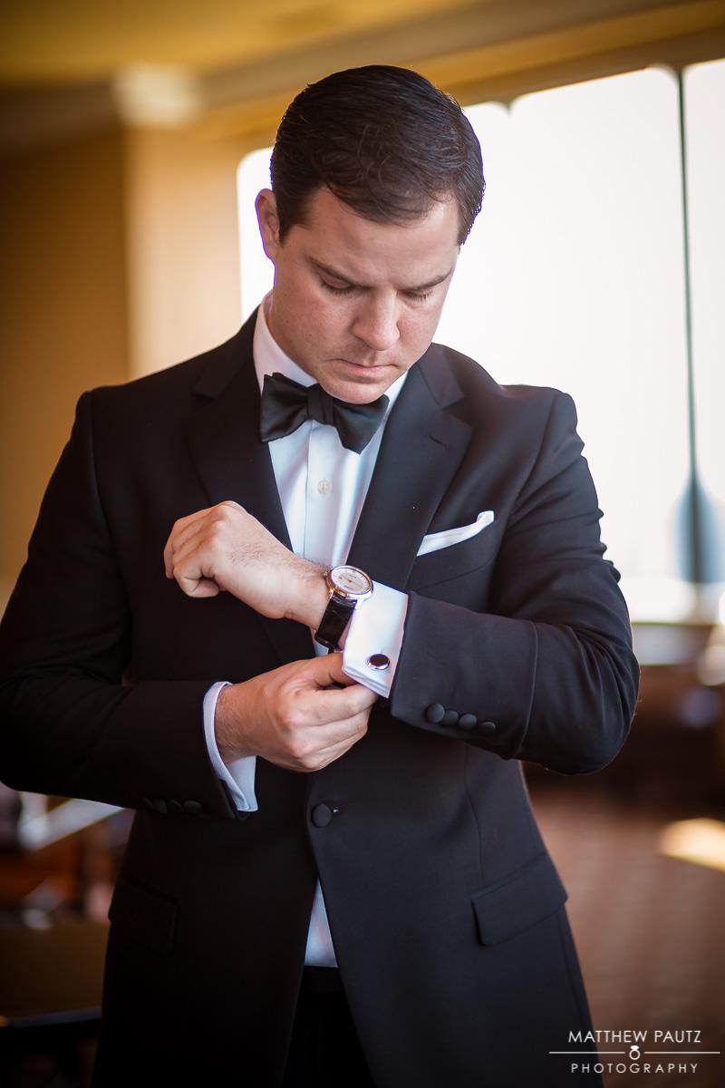 The Commerce Club Wedding Photos