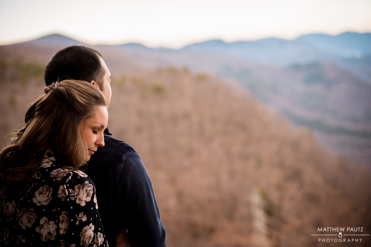 Pretty Place Engagement Photos