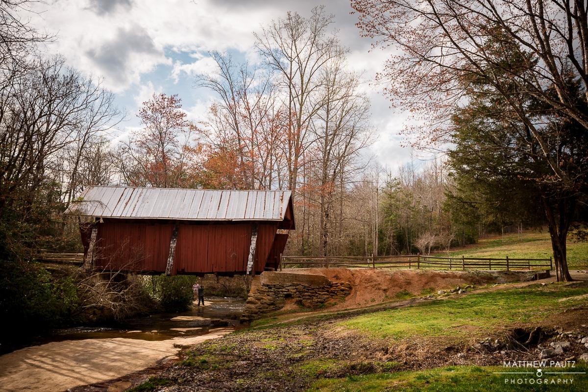 Campbell's Covered Bridge - Landrum SC